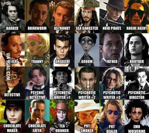 Sir Johny Depp