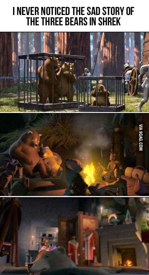 True sad story...