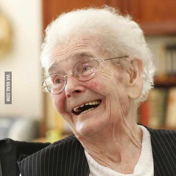 Granny Gag 92