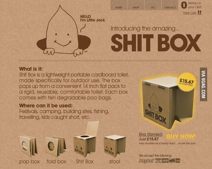 Amazing Shit Box