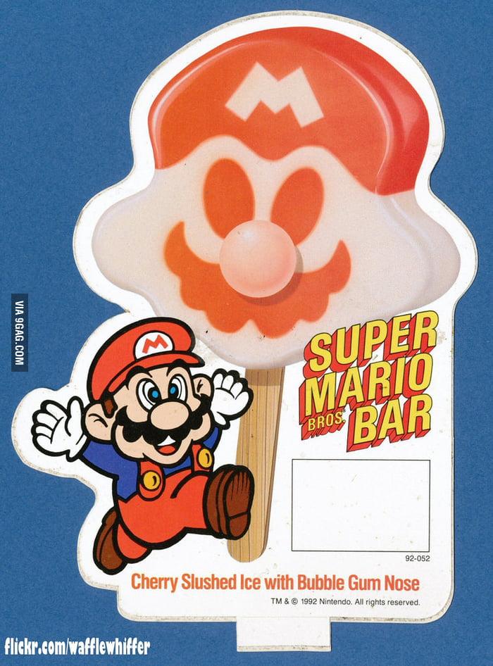 Super Mario Bros Bar