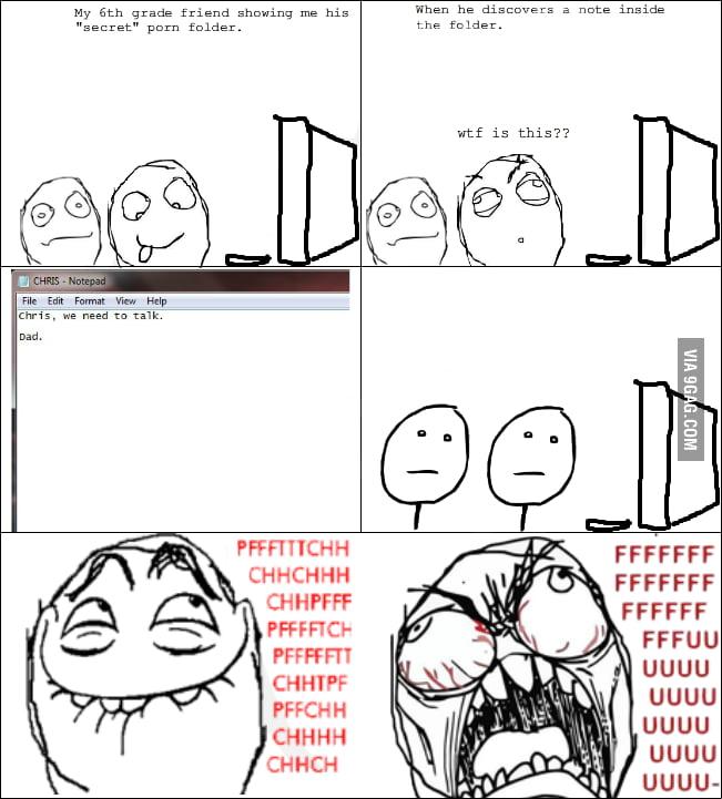 Secret Porn Folder