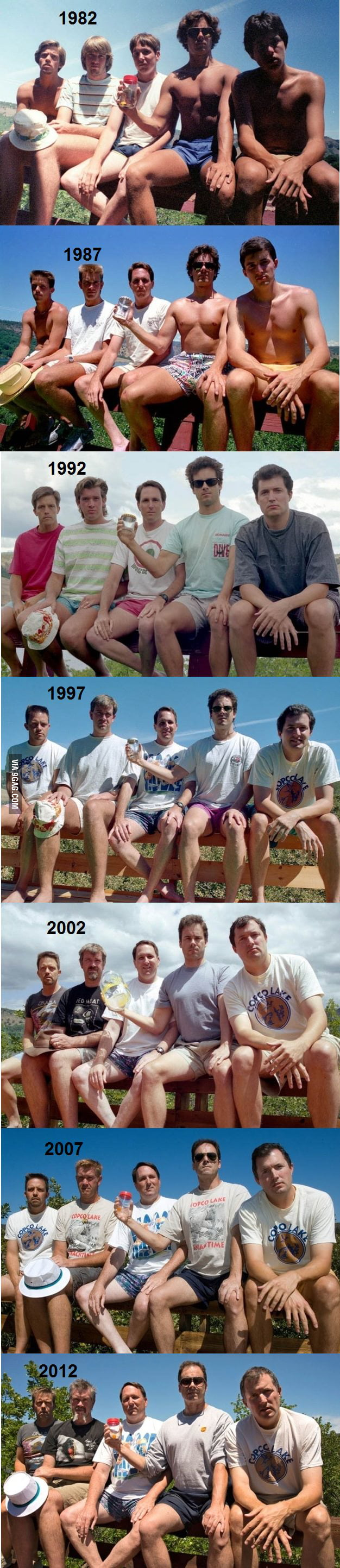 5 years for a photo... friends for lifetime