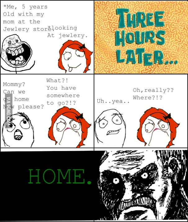 I know we all did this when we were kids.
