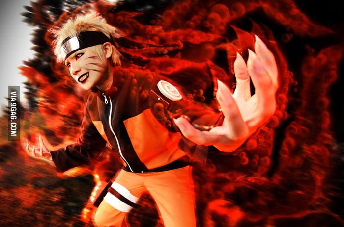 Kyubi Naruto