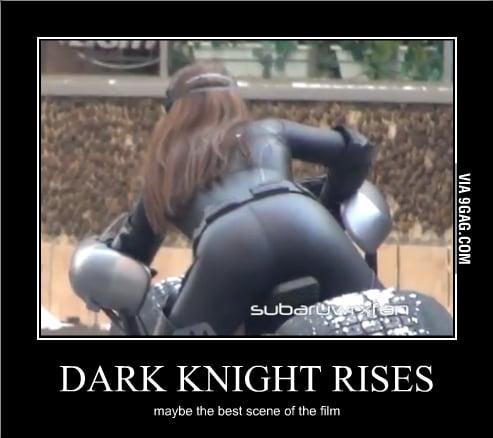 The Dark Ass Rises