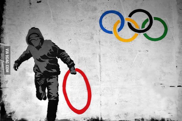 Olympics Thief
