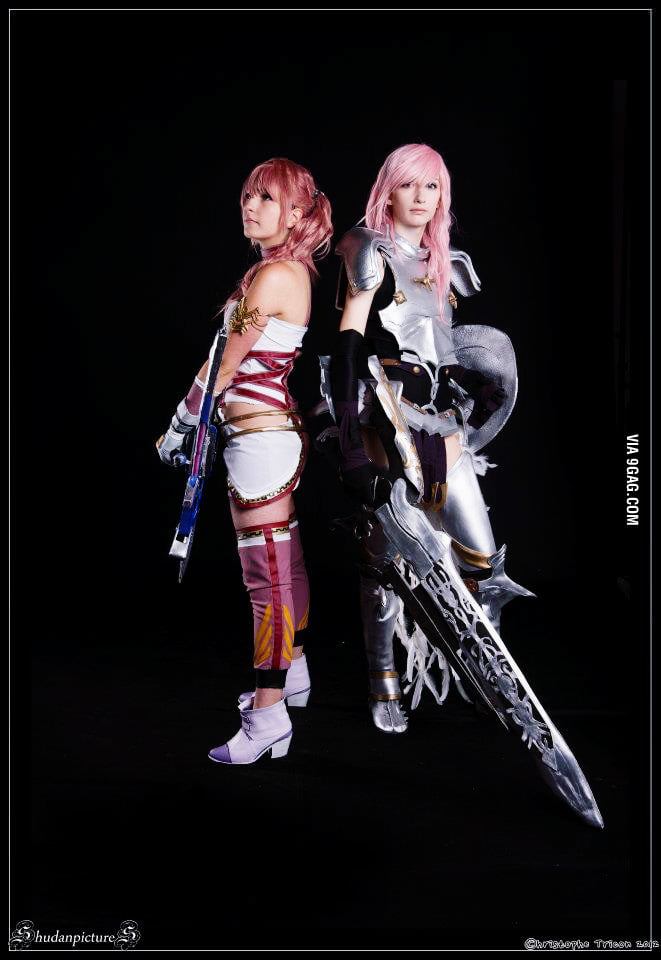 Serah and Light
