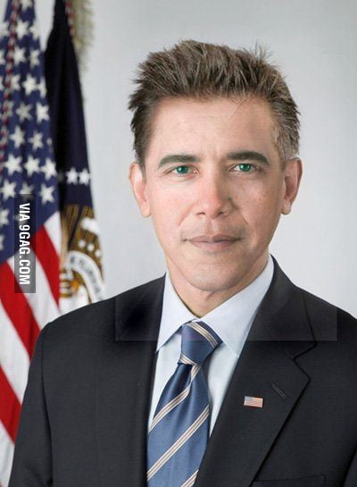 If Obama was white