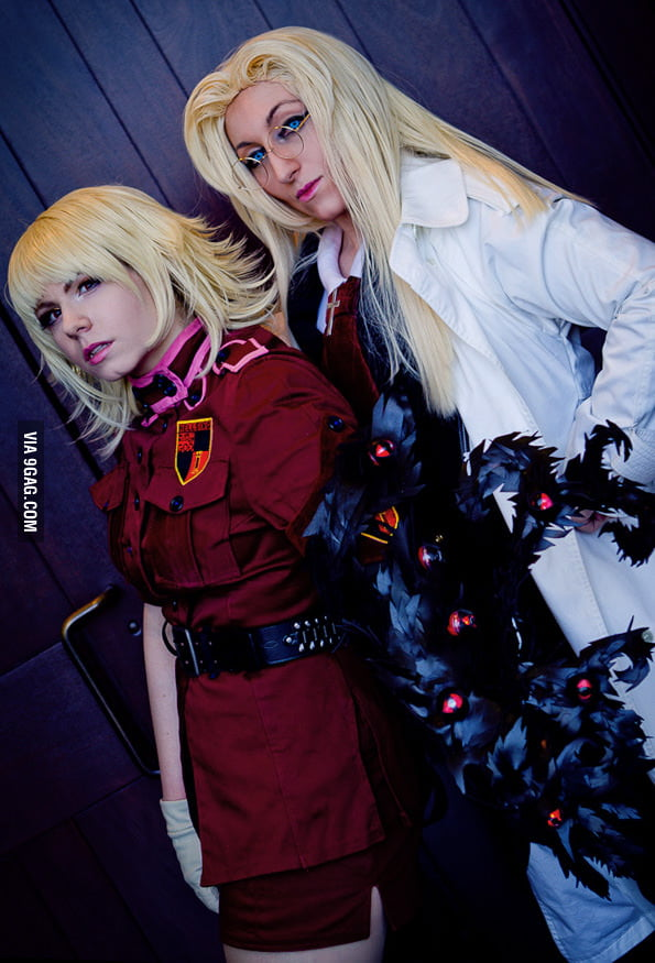 Hellsing: Royal Protestant Knights