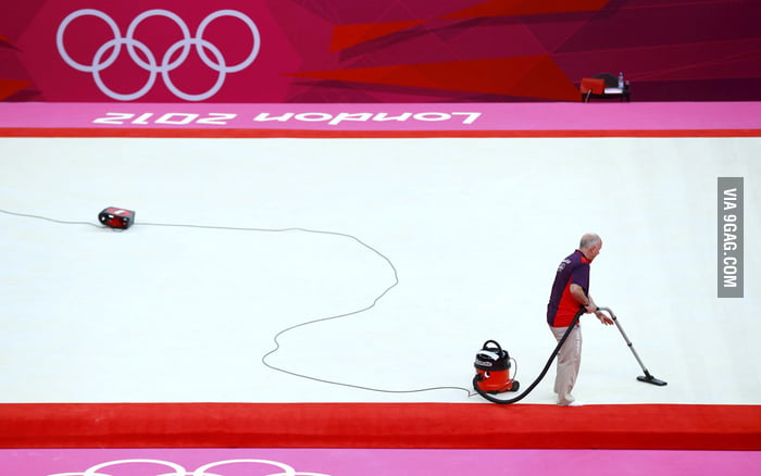 The unsung hero of the Olympic games 2012