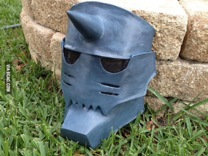 Alphonse Elric Mask