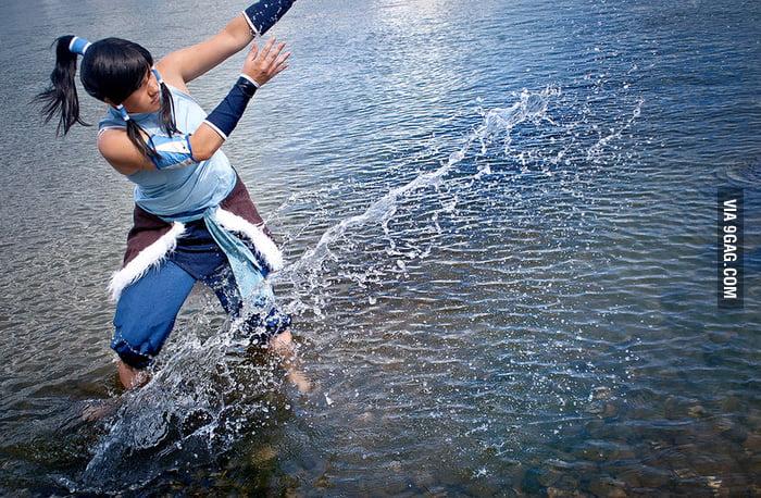 Korra - Waterbending