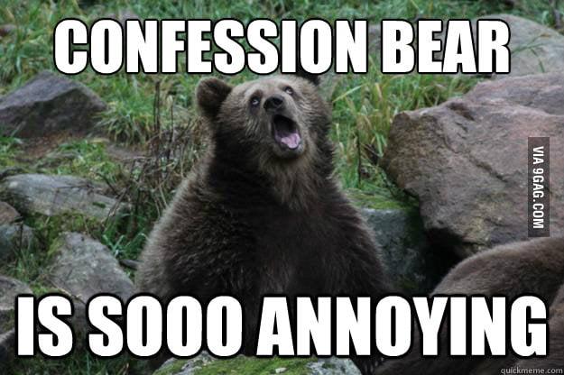 Complaint Bear