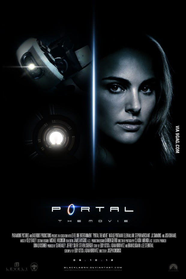 Portal The Movie!