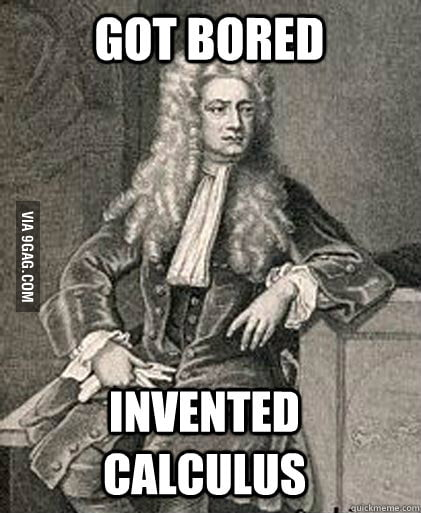 Overachieving Newton
