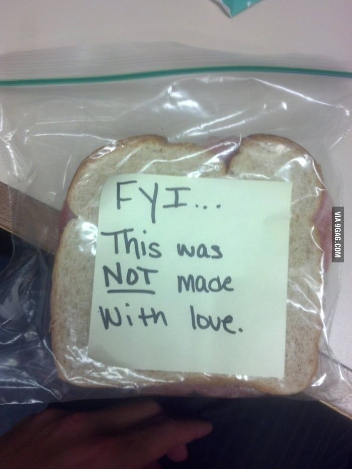 "I'll rmb the ""please"" next time I ask my GF to make me lunch"