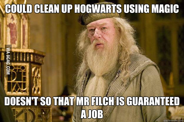 Good Guy Dumbledore