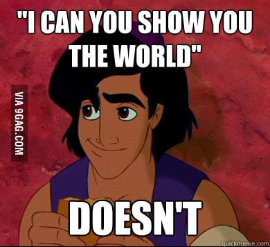 Liar Aladdin