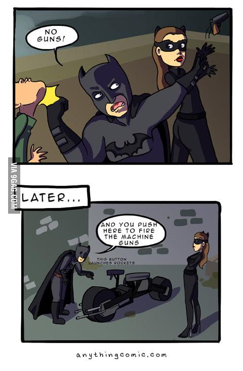 Bat Logic