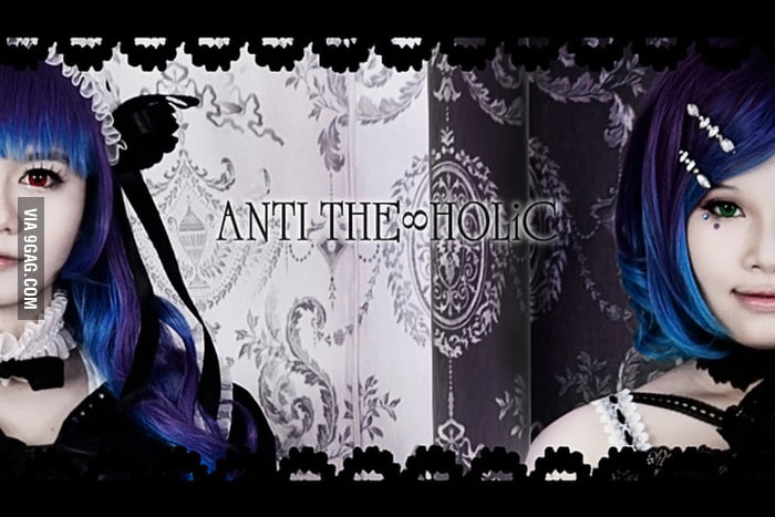 Anti the infinity holic