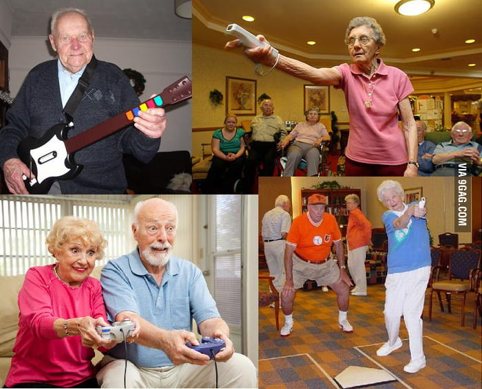 What nursing homes should look like in a couple decades...