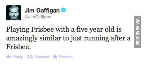 Jim Gaffigan does it again