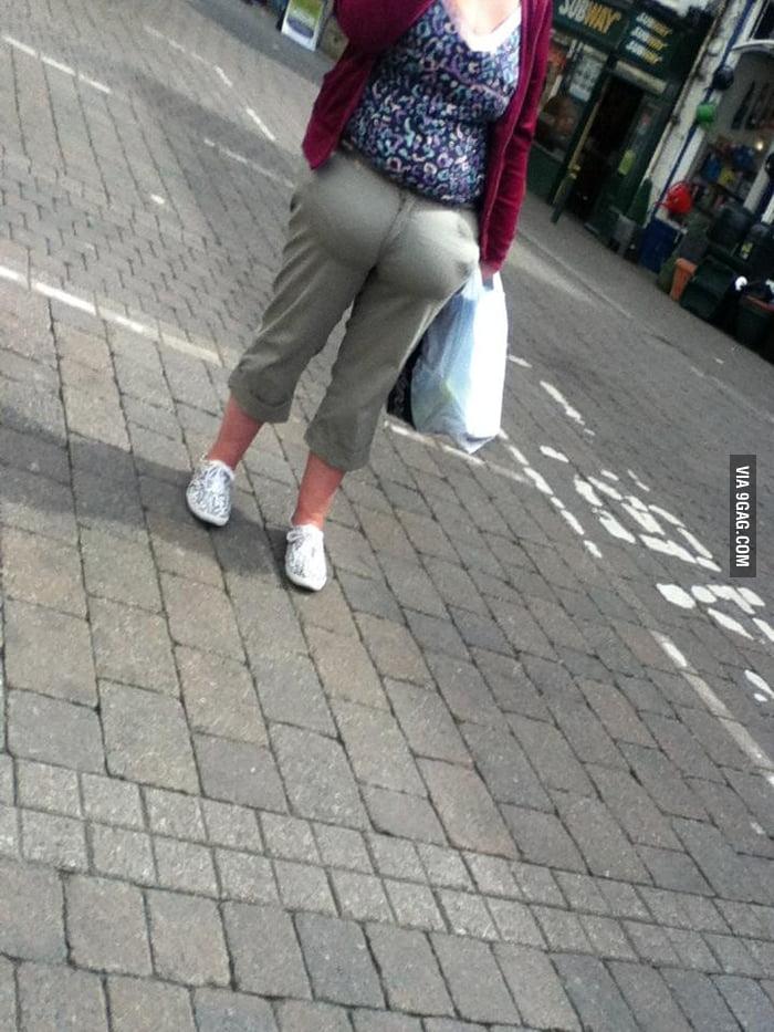 Dat front ass...