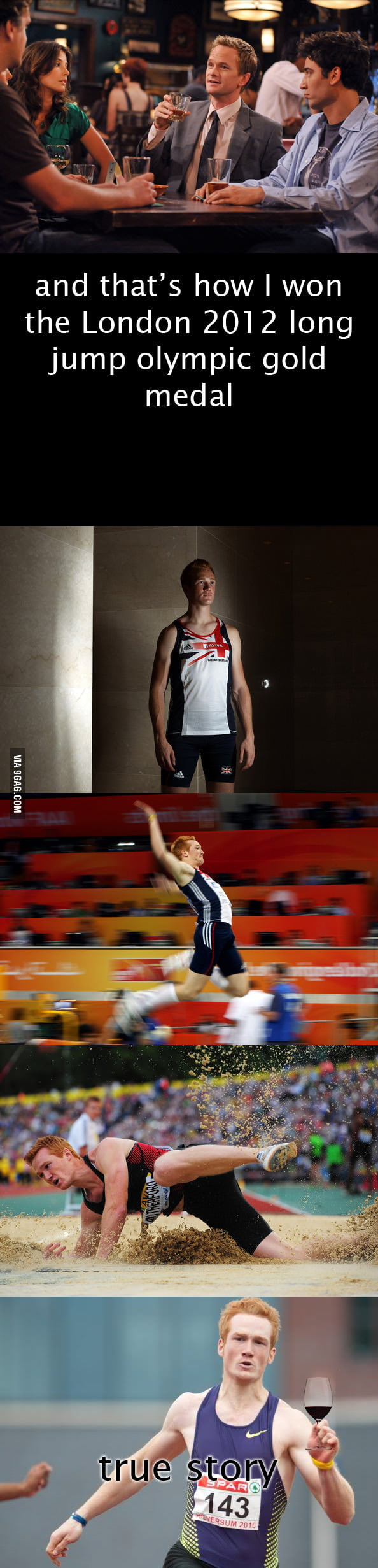 Barney Olympics