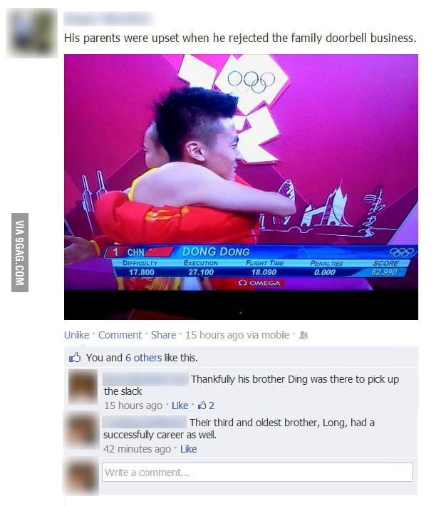 Epic facebook coment