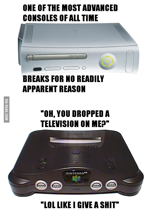 Why I prefer older consoles