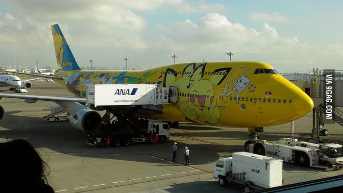 First flight in Japan