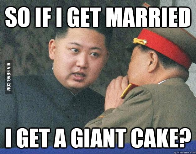 The real reason Kim Jong-Un got married