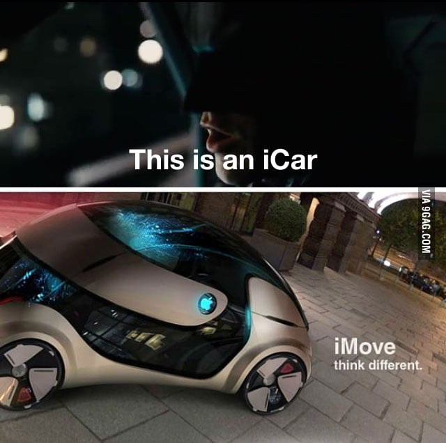 This is an iCar