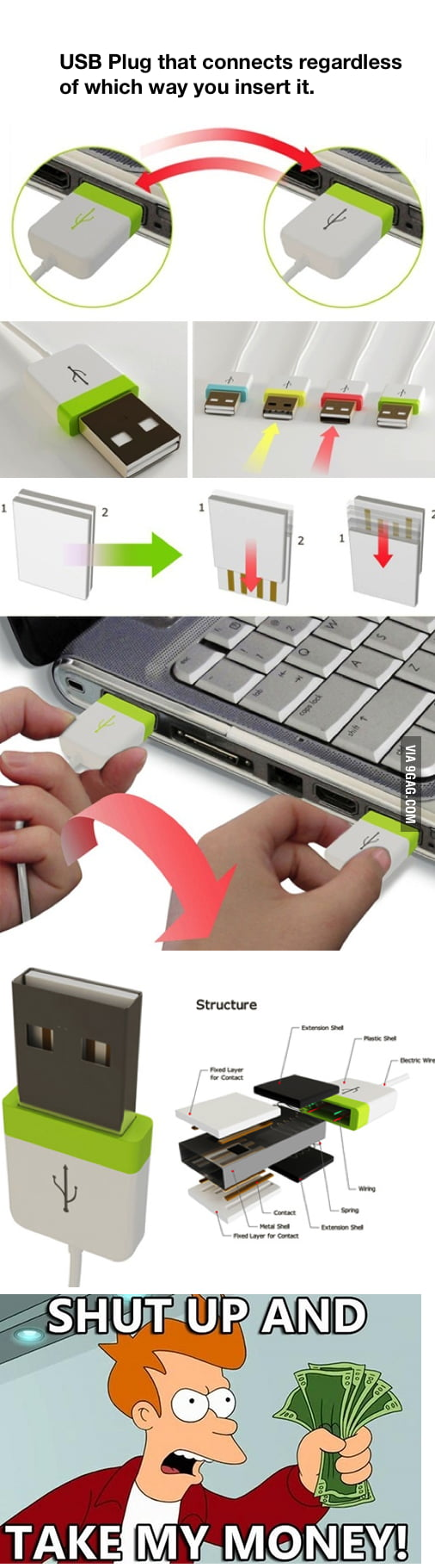 USB Problems.