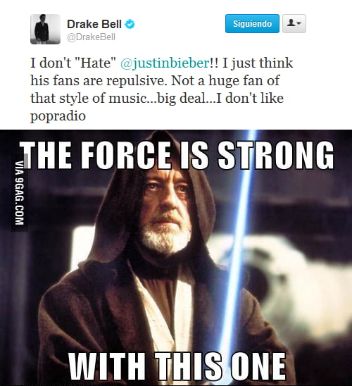 He may be the Chosen one