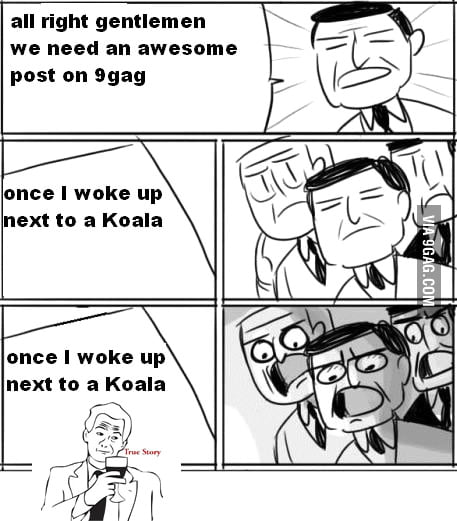How 9GAG works
