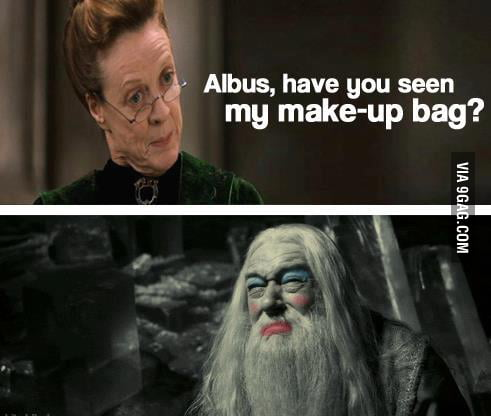 The saddest story : Dumbledore,the princess