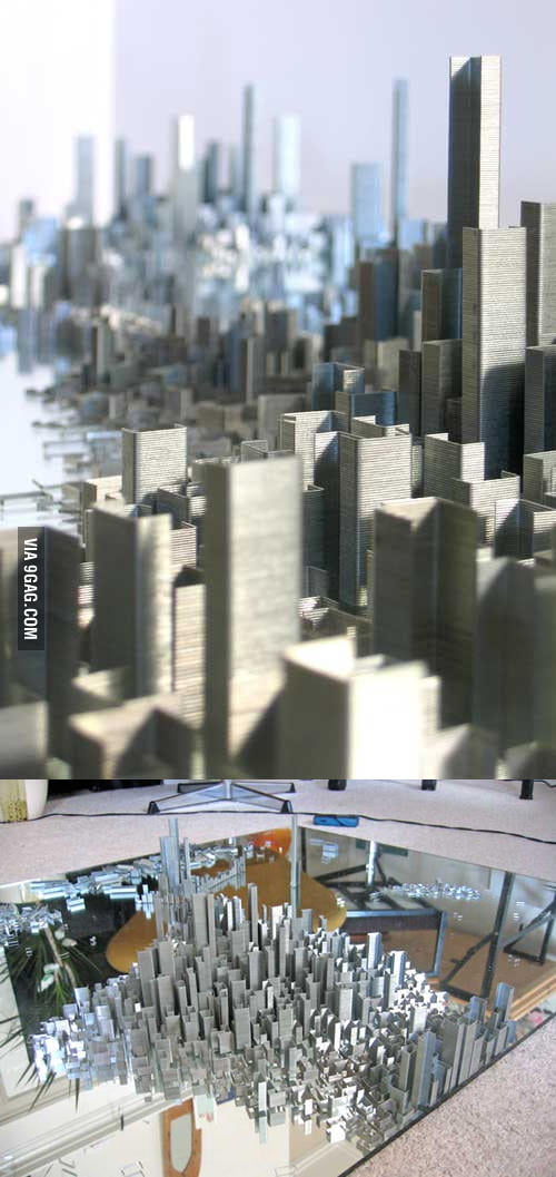 Awesome Staples City