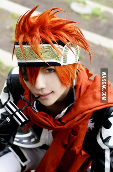 One of the best Lavi cosplays I've seen!