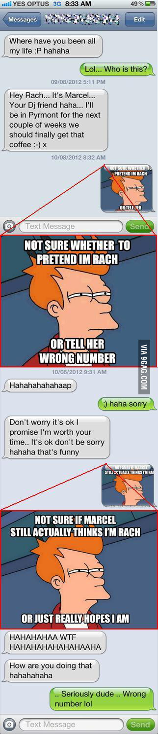 Wrong number gone too far