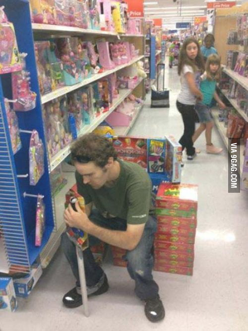 Throne of Games: Wal Mart Edition