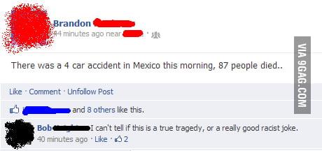 87 people died...