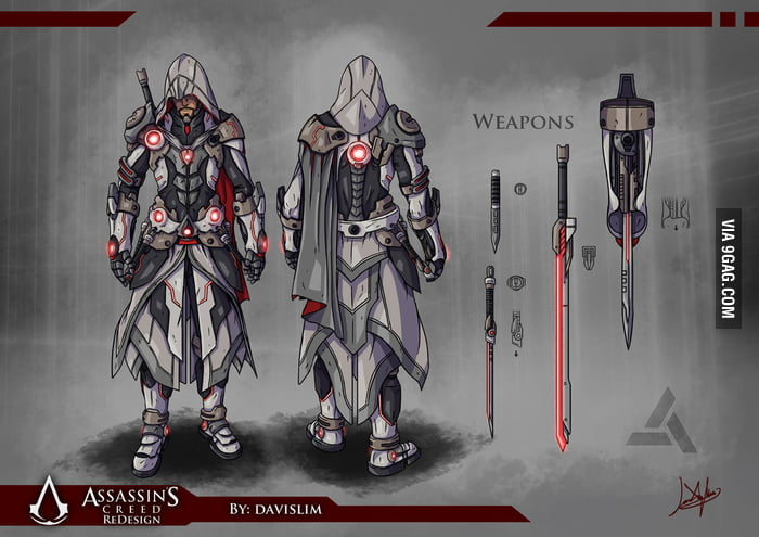 Assassin's Creed Redesign