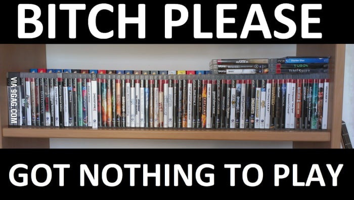 Nothing to play