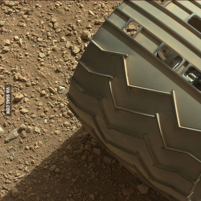 Just rocks? Rocks on the surface of Mars!
