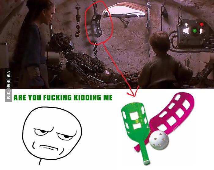 Star Wars WTF?!