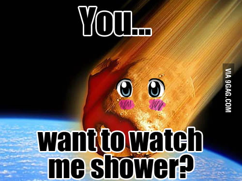 Shy Meteor