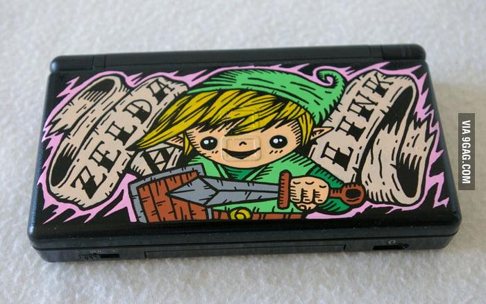 Awesome Zelda DS Lite
