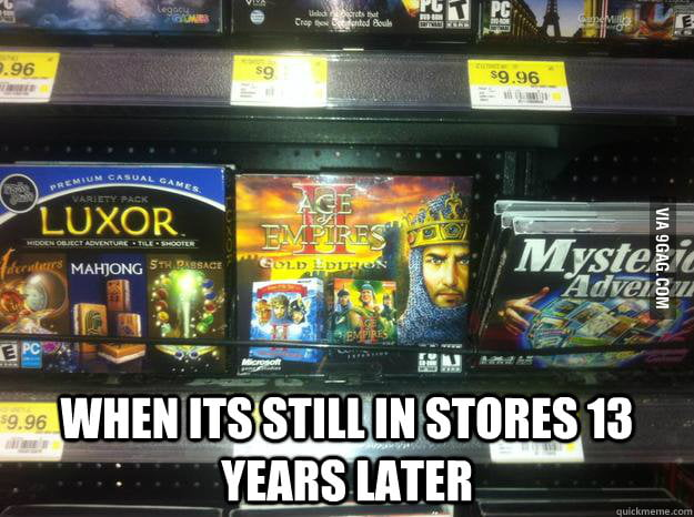 You know a game is good...